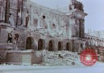 Image of bomb damage in College of Engineering Berlin Germany, 1945, second 3 stock footage video 65675055507