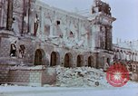 Image of bomb damage in College of Engineering Berlin Germany, 1945, second 4 stock footage video 65675055507