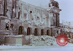 Image of bomb damage in College of Engineering Berlin Germany, 1945, second 6 stock footage video 65675055507