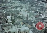 Image of Aerial view bomb destroyed Berlin Germany Berlin Germany, 1945, second 5 stock footage video 65675055515