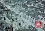 Image of Aerial view bomb destroyed Berlin Germany Berlin Germany, 1945, second 12 stock footage video 65675055515