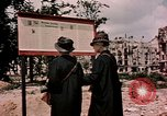 Image of demolished buildings Berlin Germany, 1945, second 2 stock footage video 65675055519