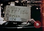 Image of sign board Berlin Germany, 1945, second 1 stock footage video 65675055522