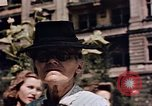 Image of old German civilians Berlin Germany, 1945, second 6 stock footage video 65675055527