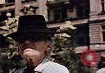 Image of old German civilians Berlin Germany, 1945, second 7 stock footage video 65675055527
