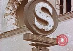 Image of street sign Unter Den Linden Berlin Germany, 1945, second 6 stock footage video 65675055529