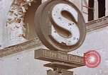 Image of street sign Unter Den Linden Berlin Germany, 1945, second 7 stock footage video 65675055529