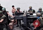 Image of Patrol Craft Fast Vietnam Cua Lon River, 1969, second 12 stock footage video 65675055542