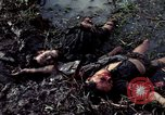 Image of dead Viet Cong Vietnam Vinh Te Canal, 1969, second 3 stock footage video 65675055543