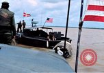 Image of Patrol Boat River crewmen Vietnam Binh Thuy Air Base, 1967, second 5 stock footage video 65675055547