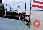 Image of Patrol Boat River crewmen Vietnam Binh Thuy Air Base, 1967, second 6 stock footage video 65675055547