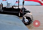 Image of Patrol Boat River crewmen Vietnam Binh Thuy Air Base, 1967, second 7 stock footage video 65675055547