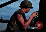 Image of machine gunner Vietnam, 1967, second 2 stock footage video 65675055548