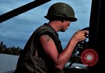 Image of machine gunner Vietnam, 1967, second 3 stock footage video 65675055548
