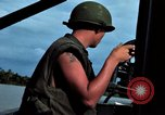 Image of machine gunner Vietnam, 1967, second 5 stock footage video 65675055548