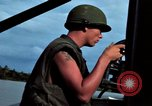 Image of machine gunner Vietnam, 1967, second 6 stock footage video 65675055548
