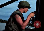 Image of machine gunner Vietnam, 1967, second 7 stock footage video 65675055548