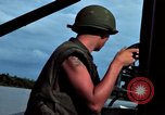 Image of machine gunner Vietnam, 1967, second 8 stock footage video 65675055548