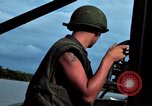Image of machine gunner Vietnam, 1967, second 9 stock footage video 65675055548