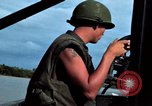 Image of machine gunner Vietnam, 1967, second 10 stock footage video 65675055548