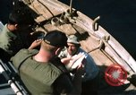 Image of personnel of Swift Boat Vietnam, 1968, second 12 stock footage video 65675055558