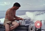 Image of crew men aboard Swift boat An Thoi Phu Quoc Vietnam, 1966, second 7 stock footage video 65675055562
