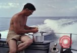 Image of crew men aboard Swift boat An Thoi Phu Quoc Vietnam, 1966, second 8 stock footage video 65675055562