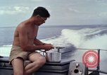 Image of crew men aboard Swift boat An Thoi Phu Quoc Vietnam, 1966, second 10 stock footage video 65675055562