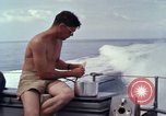 Image of crew men aboard Swift boat An Thoi Phu Quoc Vietnam, 1966, second 11 stock footage video 65675055562