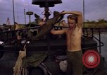 Image of Patrol Boat River Vietnam, 1968, second 4 stock footage video 65675055577