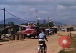Image of ttraffic congestion Da Nang Vietnam, 1966, second 6 stock footage video 65675055580