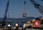 Image of Commercial Pier Da Nang Vietnam, 1966, second 7 stock footage video 65675055586