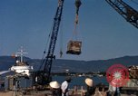 Image of Commercial Pier Da Nang Vietnam, 1966, second 9 stock footage video 65675055586