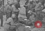 Image of wounded Germans Avranches France, 1944, second 1 stock footage video 65675055589
