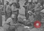 Image of wounded Germans Avranches France, 1944, second 3 stock footage video 65675055589