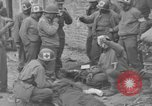 Image of wounded Germans Avranches France, 1944, second 4 stock footage video 65675055589