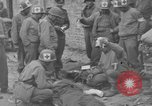 Image of wounded Germans Avranches France, 1944, second 6 stock footage video 65675055589