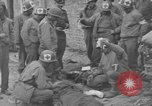 Image of wounded Germans Avranches France, 1944, second 7 stock footage video 65675055589