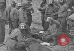 Image of wounded Germans Avranches France, 1944, second 8 stock footage video 65675055589