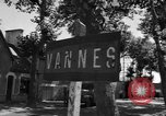 Image of military police Vannes France, 1944, second 6 stock footage video 65675055590