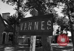 Image of military police Vannes France, 1944, second 7 stock footage video 65675055590