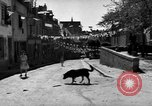 Image of French civilians Vannes France, 1944, second 4 stock footage video 65675055591