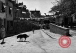 Image of French civilians Vannes France, 1944, second 6 stock footage video 65675055591