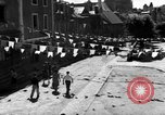 Image of French civilians Vannes France, 1944, second 7 stock footage video 65675055591