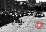 Image of French civilians Vannes France, 1944, second 9 stock footage video 65675055591