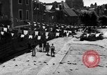 Image of French civilians Vannes France, 1944, second 10 stock footage video 65675055591
