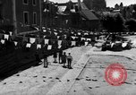 Image of French civilians Vannes France, 1944, second 11 stock footage video 65675055591