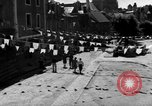 Image of French civilians Vannes France, 1944, second 12 stock footage video 65675055591