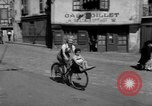 Image of returning French refugees Vannes France, 1944, second 2 stock footage video 65675055592