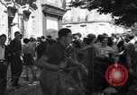 Image of returning French refugees Vannes France, 1944, second 6 stock footage video 65675055592